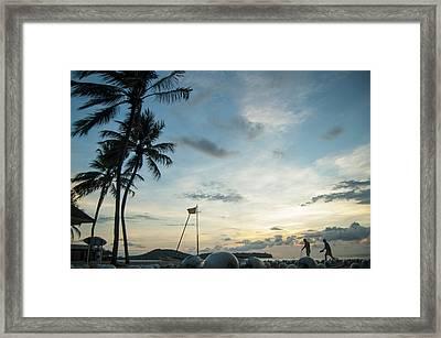 Holiday Framed Print