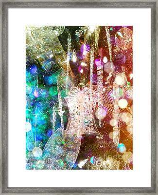 Holiday Fantasy Framed Print