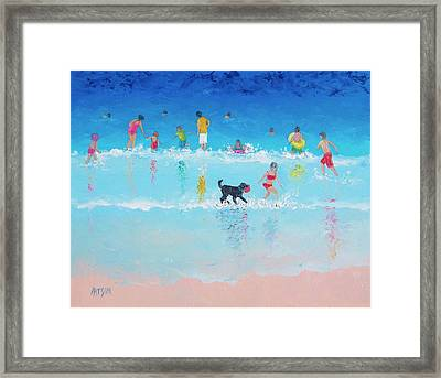 Holiday Fun Framed Print