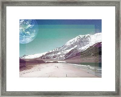 Holiday Framed Print by Kathryn Cloniger-Kirk