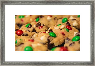 Holiday Treat Framed Print