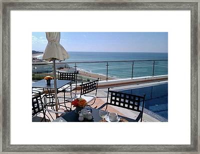 Holidays Framed Print by Contemporary Art