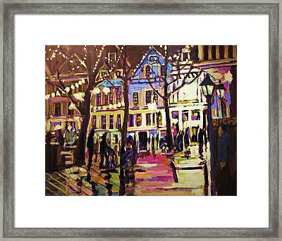 Holland Nights Framed Print by Brian Simons