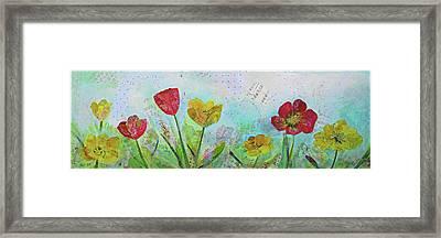 Holland Tulip Festival I Framed Print