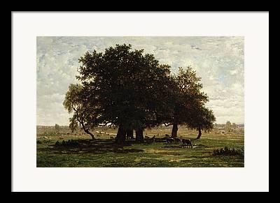 1850-52 Framed Prints