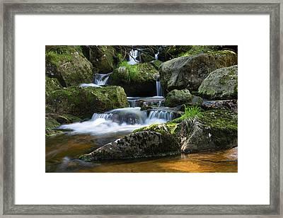 Holtemme, Harz Framed Print