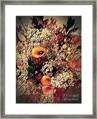 Holy Friday Grief And Joy Framed Print