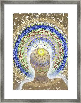 Holy Moly #14 Framed Print by Kym Nicolas