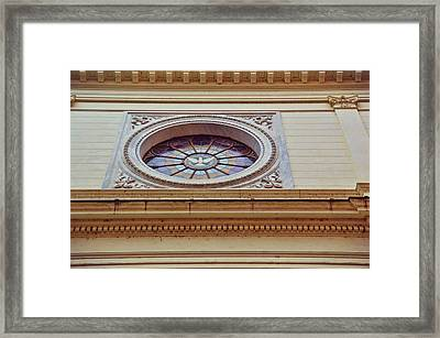 Holy Spirit Of The Neapolitans Framed Print by JAMART Photography