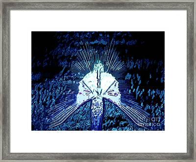 Holy Spirit Framed Print by Patrick Guidato