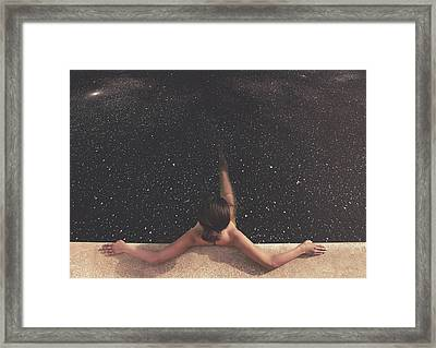 Holynight Framed Print by Fran Rodriguez