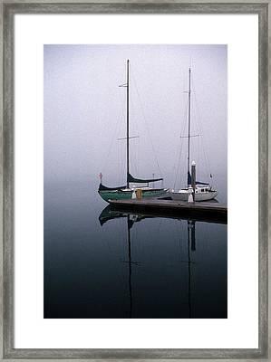 Home Again Framed Print by Skip Willits