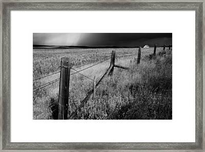 Home.. Framed Print by Al  Swasey