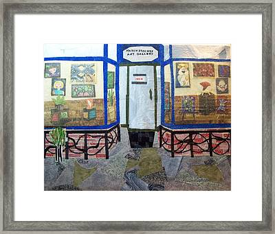 Home Away From Home Framed Print by Charlene White
