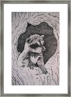 Home Framed Print by Debra Sandstrom