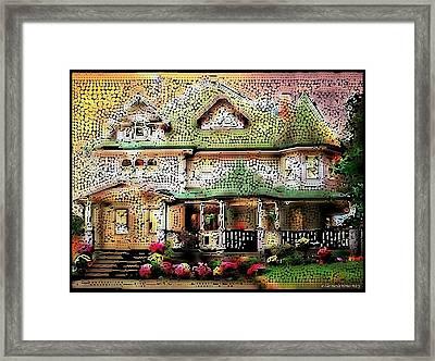 Home Improvement Framed Print
