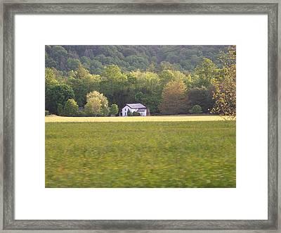 Home  Framed Print by Jessica Burgett