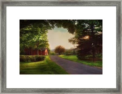 Home Framed Print by Joann Vitali
