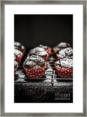 Home Made Desserts Framed Print by Jorgo Photography - Wall Art Gallery