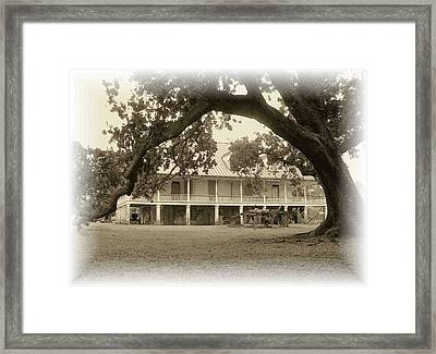 Home Place Impressions Framed Print