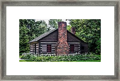Home Sweet Home Framed Print by Joann Copeland-Paul