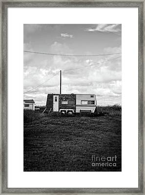 Home Sweet Home North Rustico Prince Edward Island Framed Print by Edward Fielding
