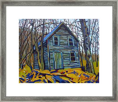 Home Sweet Home Framed Print by Phil Chadwick