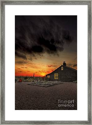 Home To Derek Jarman Framed Print
