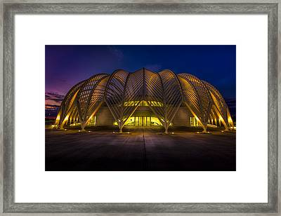 Home Work Time Framed Print by Marvin Spates