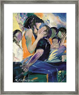 Homecoming Framed Print by Ron Patterson