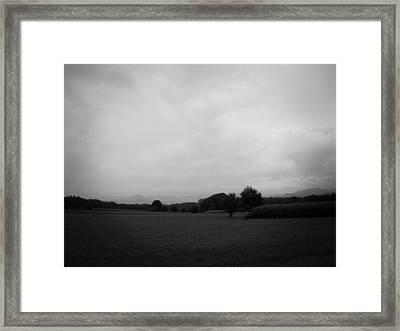 Homeland #4 Framed Print