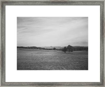 Homeland Framed Print