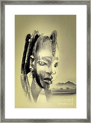 Homesick Framed Print by Arne Hansen