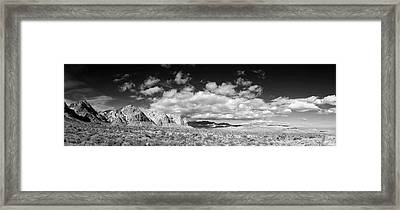 Homesick Framed Print by Mike Irwin