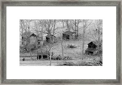 Homestead 2 Framed Print