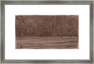 Homestead II  Framed Print