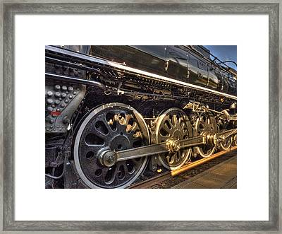 Homeward Bound Framed Print by William Fields
