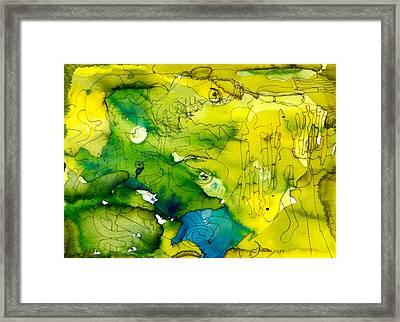 Homeward Framed Print