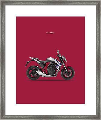 Honda Cb1000ra Framed Print