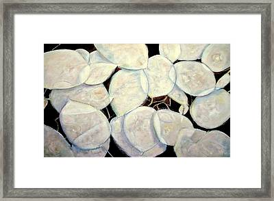 Honesty  -  The  Original Framed Print