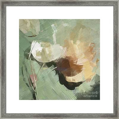 Honesty Framed Print