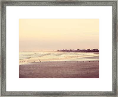 Honeymoon Framed Print by Amy Tyler