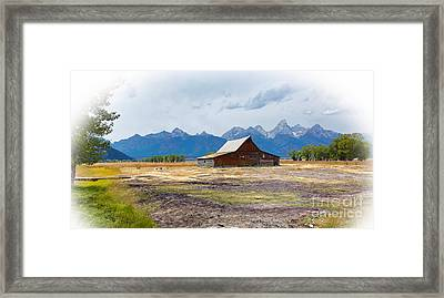 Framed Print featuring the photograph Honeymoon Suite by Robert Pearson