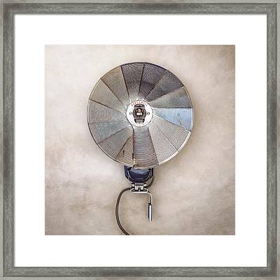 Honeywell Tilt-a-mite Framed Print by Scott Norris