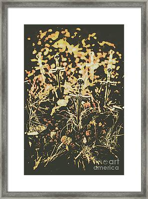 Honor Of The Fallen Framed Print by Jorgo Photography - Wall Art Gallery