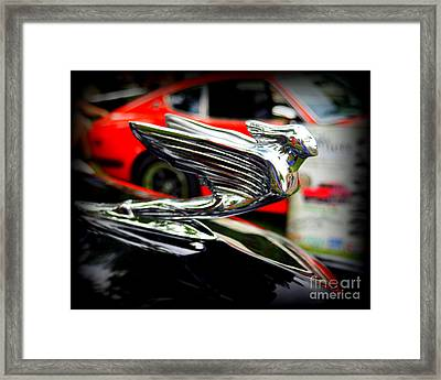 Hood Art Framed Print
