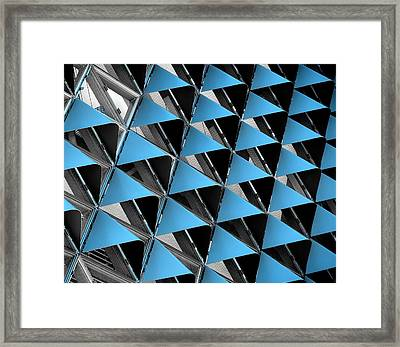 Framed Print featuring the photograph Hoodies by Wayne Sherriff