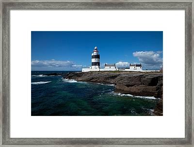 Hook Head Lighthouse, In Existance Framed Print