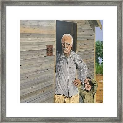 Hooper Ranch #63 Framed Print
