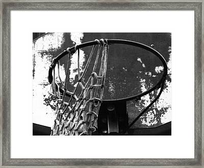 Hoosiers Dream Framed Print